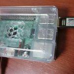 Raspberry Pi 3 + USB温度計でグラフ化 AWS IoT Core その②